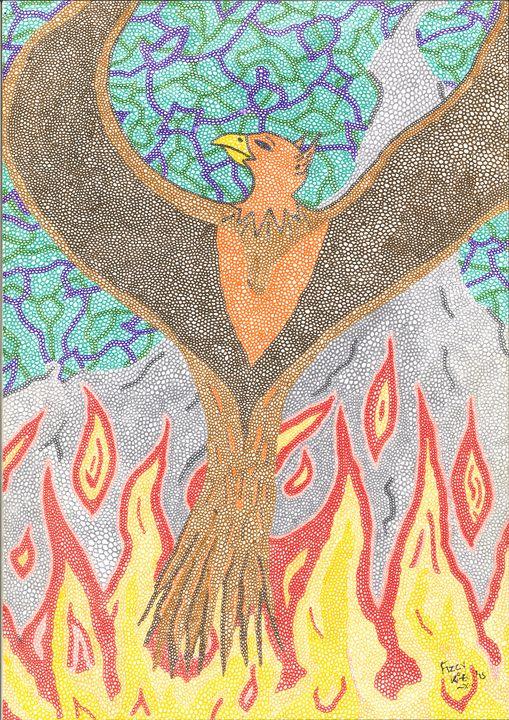 Phoenix rising - Fizzy Ki-el