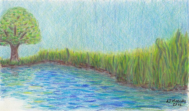 Pond - AJ Worley