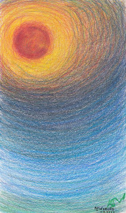 Radiant - AJ Worley