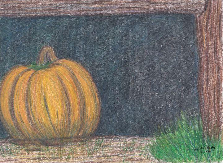 Pumpkin - AJ Worley