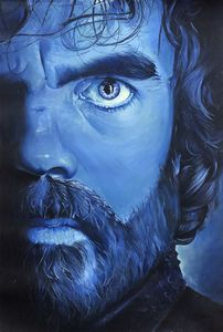 Handmade portrait- Tyrion Lannister