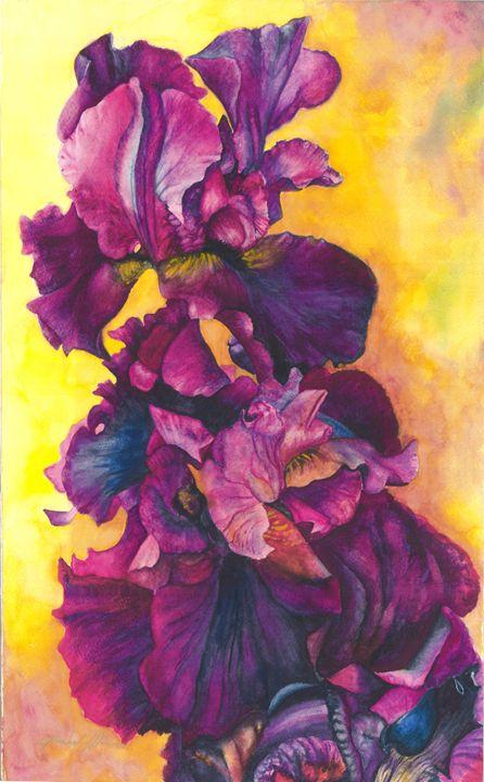 Iris - Michael A. Davis