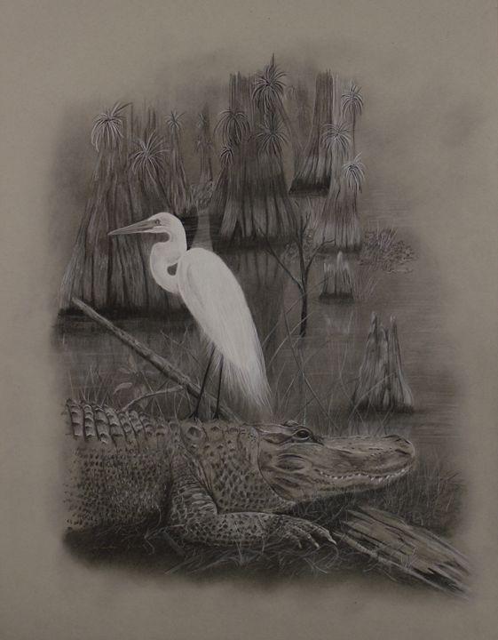 The Glades - Michael A. Davis