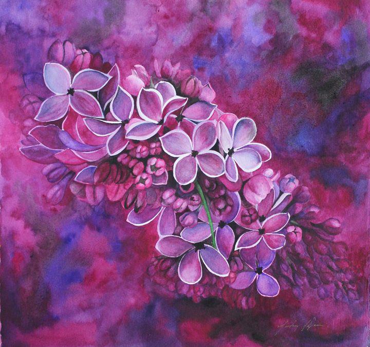Lilacs - Michael A. Davis
