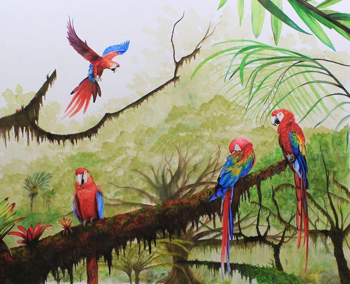 Birds of a Feather - Michael A. Davis