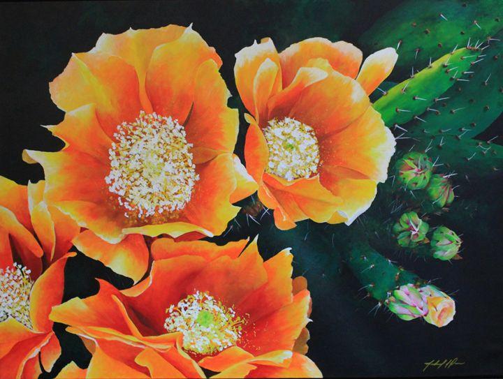 Prickly Pear - Michael A. Davis