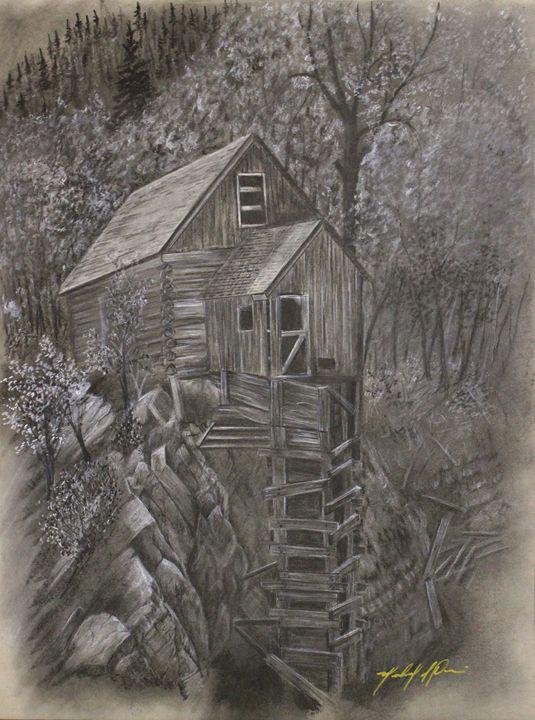 Lost Horse Mill - Michael A. Davis