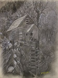 Lost Horse Mill - Michael A. Davis