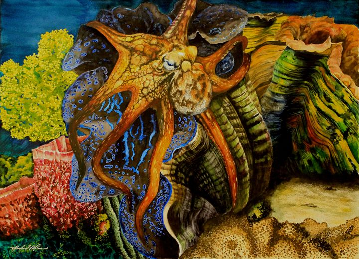 Kraken - Michael A. Davis