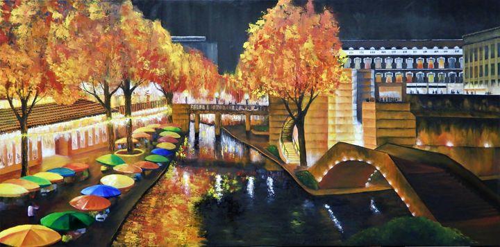 River Walk - Michael A. Davis