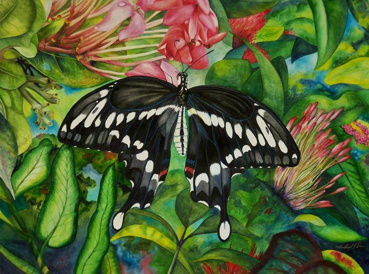 Giant Swallowtail - Michael A. Davis
