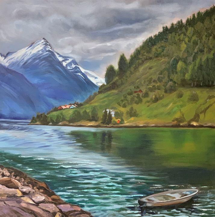 Norway # 2 - Fimasart