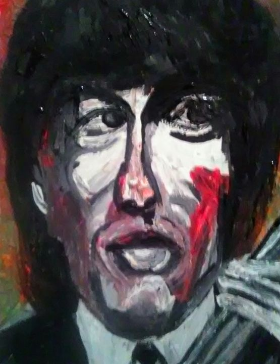 Bill Wyman 1966 - Gregory McLaughlin - Artist