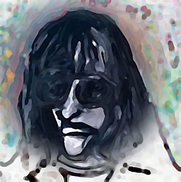Joey Ramone - print - Mclaughlin - Gregory McLaughlin - Artist