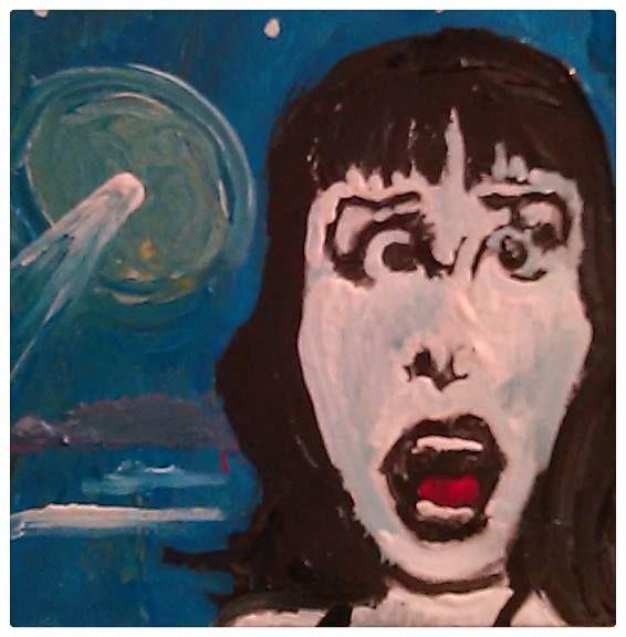 Betty - Gregory McLaughlin - Artist