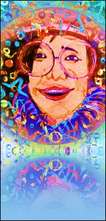 Janis Joplin *- print - McLaughlin - Gregory McLaughlin - Artist