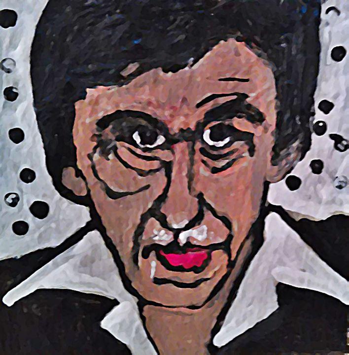 TONY MONTANA - Gregory McLaughlin - Artist
