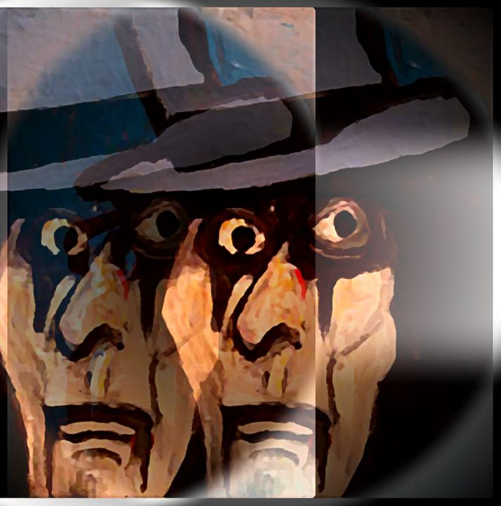Alice Cooper - Gregory McLaughlin - Artist