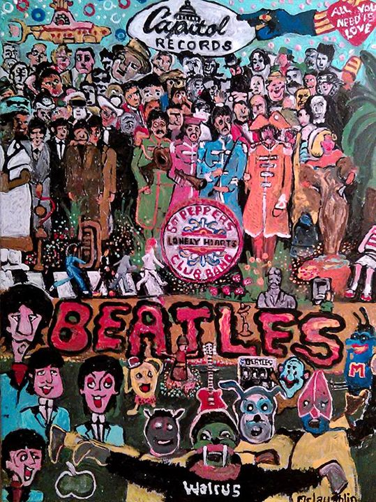 BEATLEVILLE - Gregory McLaughlin - Artist