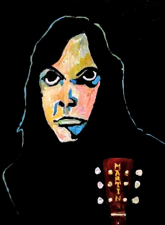 NEIL YOUNG - Gregory McLaughlin - Artist