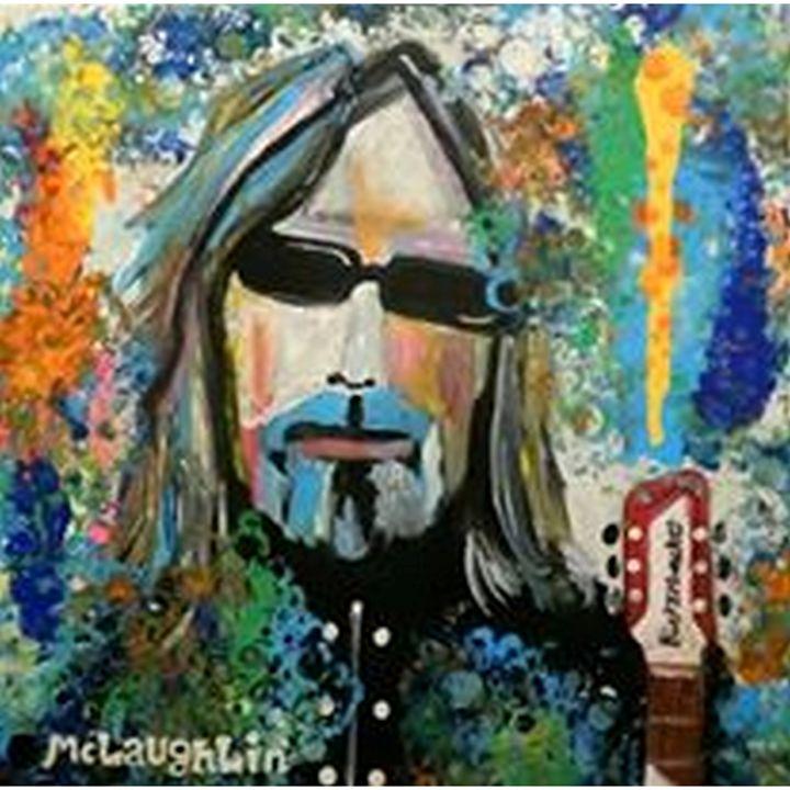 Tom Petty 11 - Gregory McLaughlin - Artist