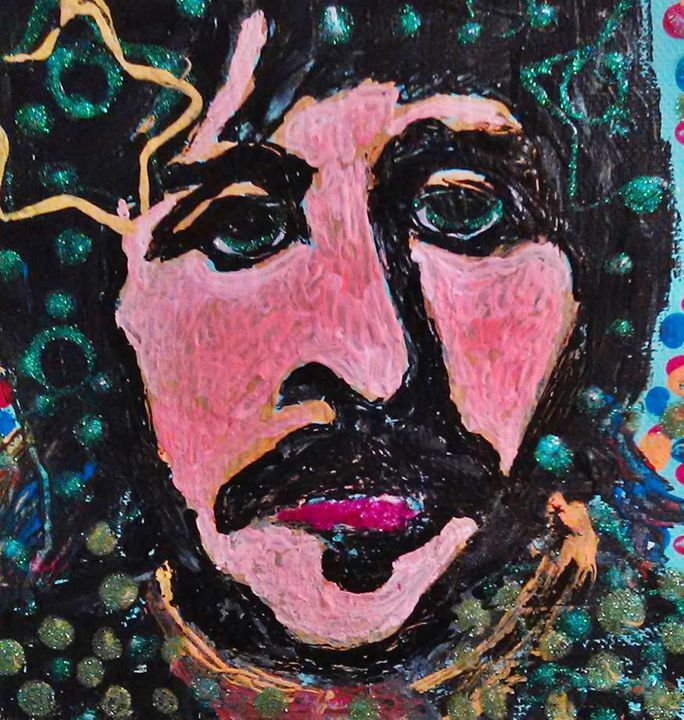 RINGO STAR - Gregory McLaughlin - Artist