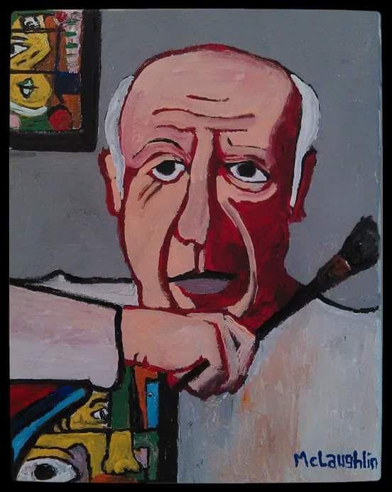 Picasso - Gregory McLaughlin - Artist