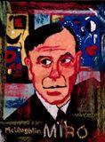 Joan Miro portrait