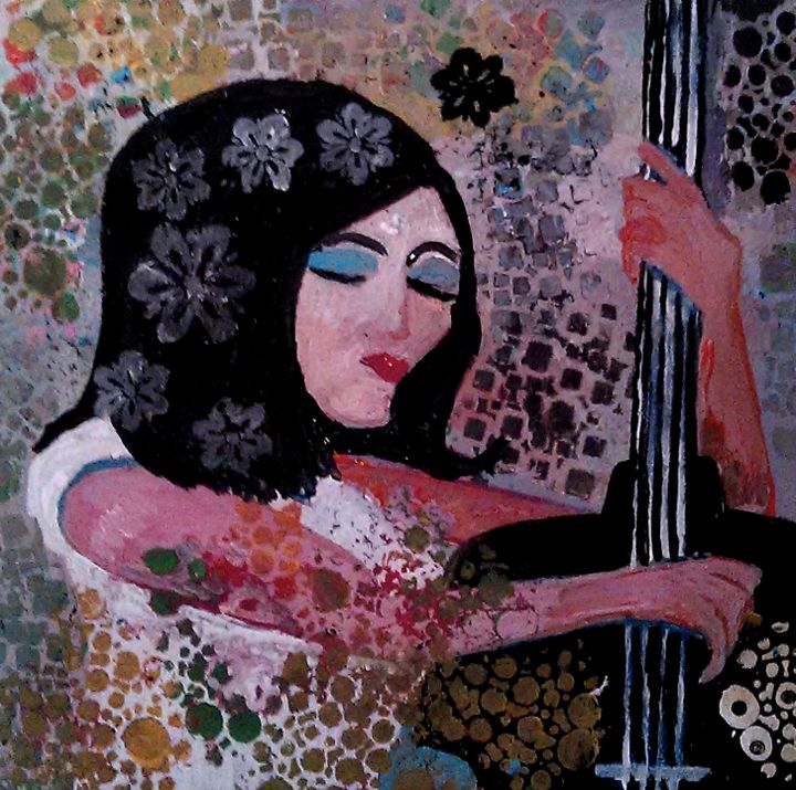 THE BASSIST - Gregory McLaughlin - Artist
