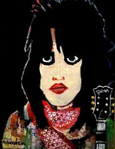 I LOVE ROCK N ROLL - Gregory McLaughlin - Artist
