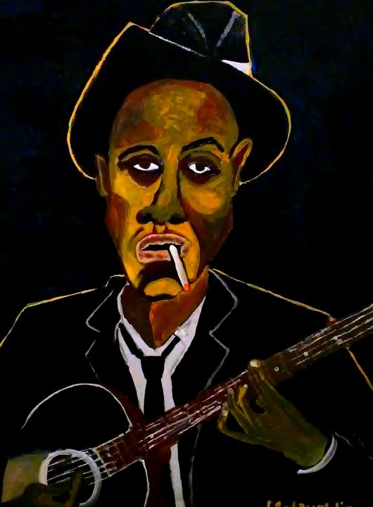 ROBERT JOHNSON - Gregory McLaughlin - Artist