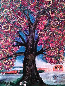 LOVE TREE - Gregory McLaughlin - Artist