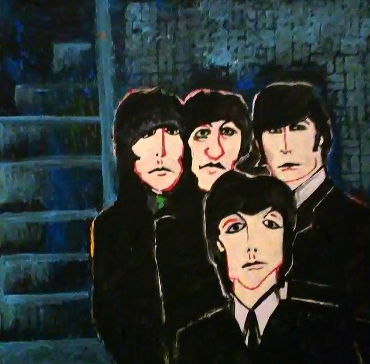 BEATLES 66 - Gregory McLaughlin - Artist