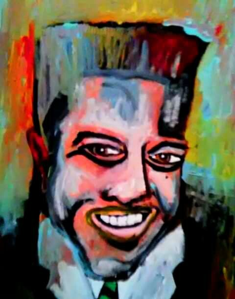 AIN'T THAT A SHAME - Gregory McLaughlin - Artist