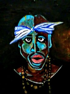 Tupac - Gregory McLaughlin - Artist