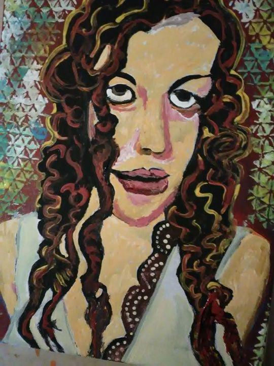 ALANIS MORISETTE - Gregory McLaughlin - Artist