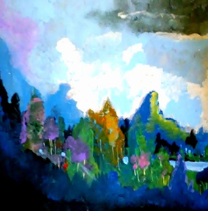 Storm Cloud - Gregory McLaughlin - Artist