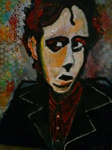 Mic Jones - Gregory McLaughlin - Artist