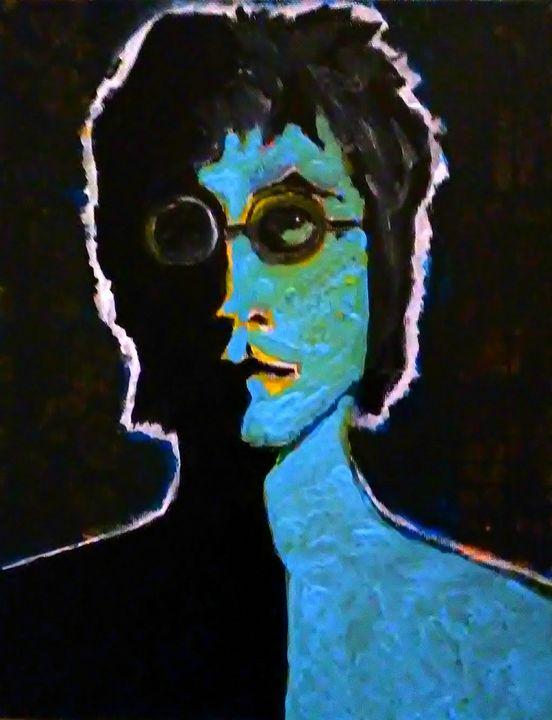 John Lennon 4 - Gregory McLaughlin - Artist