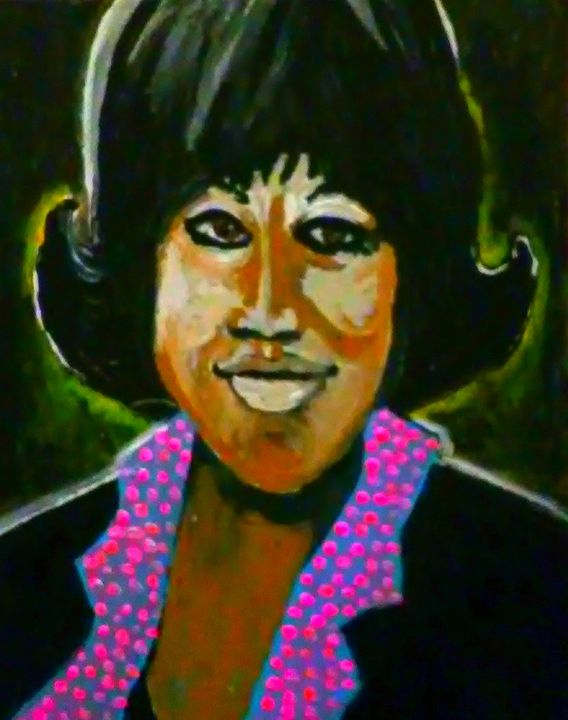 Aretha - Gregory McLaughlin - Artist