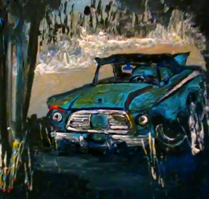 RAMBLER - Gregory McLaughlin - Artist