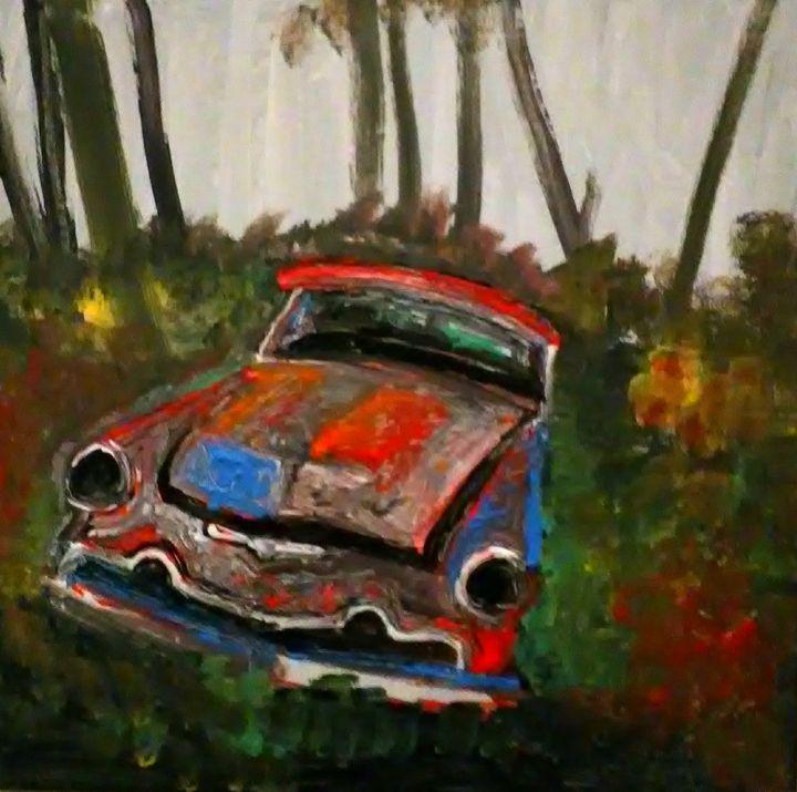 Dodge De Soto - Gregory McLaughlin - Artist