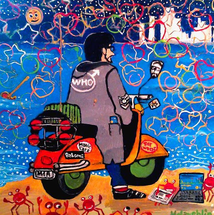 MIAMIOPHENIA - Gregory McLaughlin - Artist