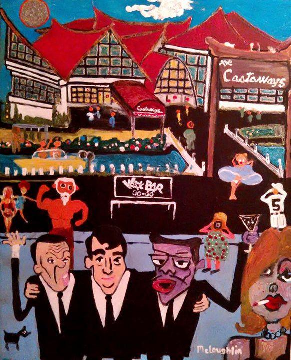 The CASTAWAYS - Gregory McLaughlin - Artist