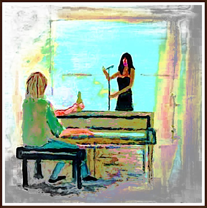 Writing The Song - Gregory McLaughlin - Artist