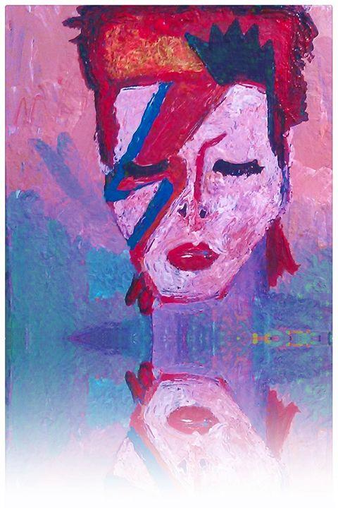 STARMAN - 1- Print - McLaughlin - Gregory McLaughlin - Artist