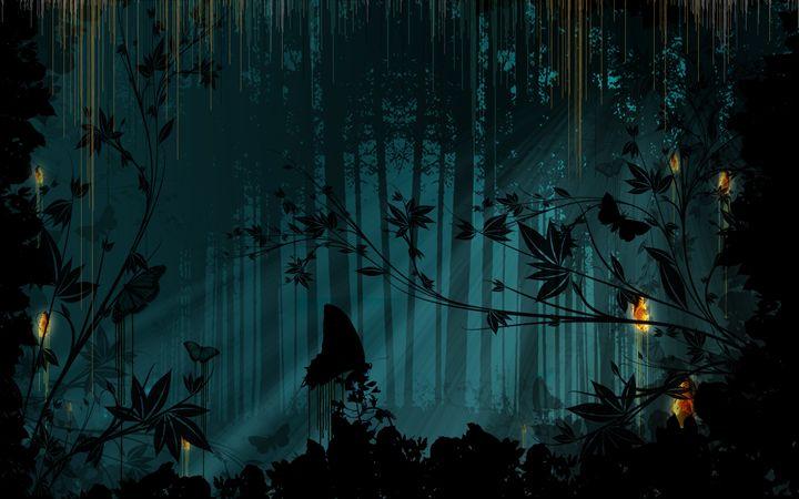 Chrysalis Forest - Julian Hindson