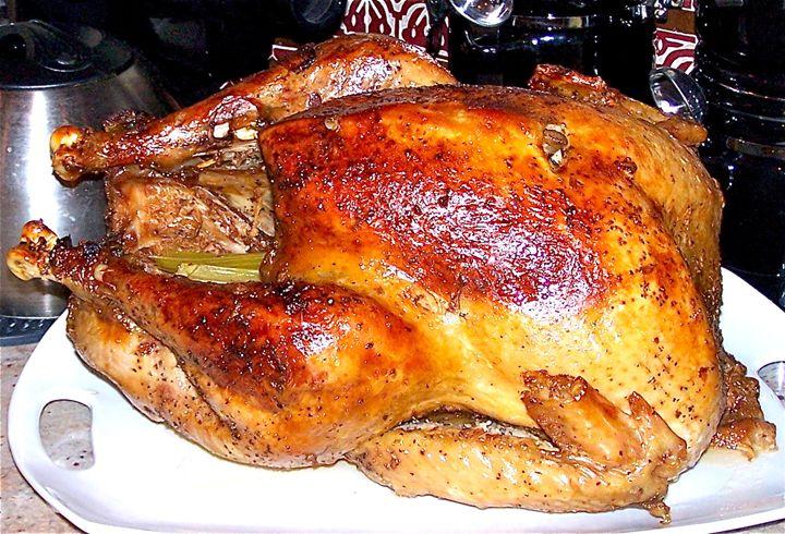 Cooked Turkey - JtotheG Photos