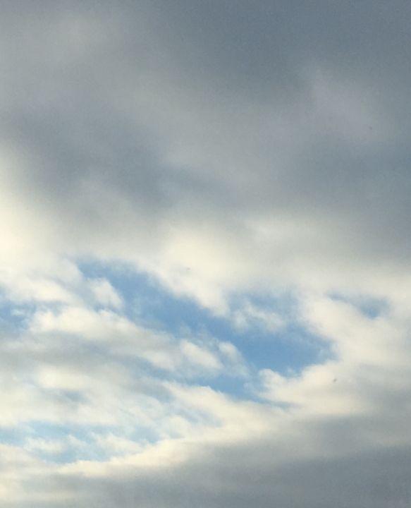 Cloud Sky - Grace McGuinness