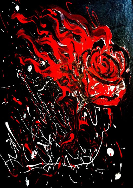Rose - Glory's Creations